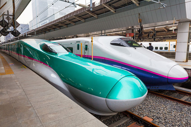 When does my Japan Rail Pass arrive?