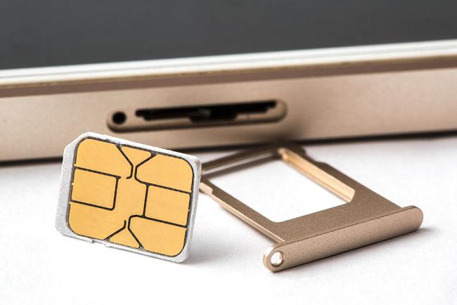 Mein SIM-Karte funktioniert nicht. Was soll ich machen?